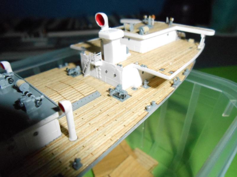 Hikawa Maru hopital 1/350 PE/pont en bois et babioles  - Page 2 846567DSCN5630