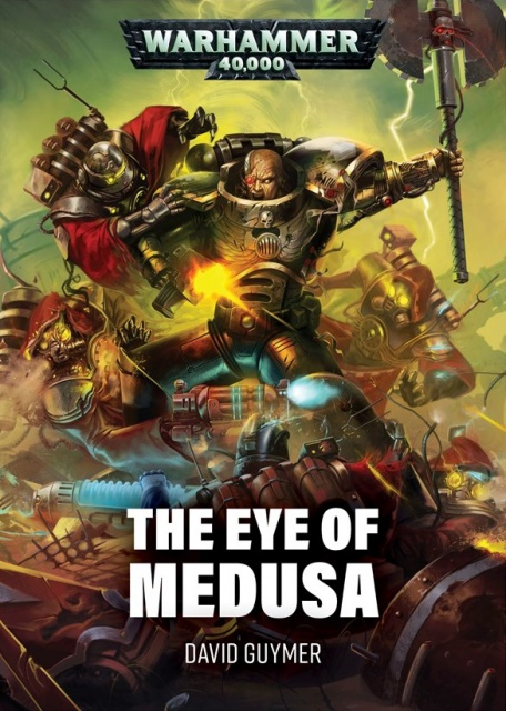 Programme des publications The Black Library 2017 - UK - Page 3 846715BLPROCESSEDTheEyeofMedusaA5HB