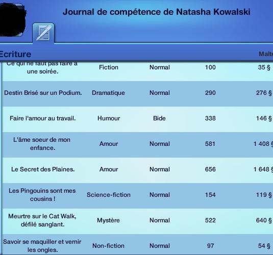 """[Terminé] Sims Histoires de Jobs """"Au bureau"""" - Page 17 846807Sanstitre5"""