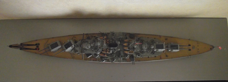 Collection Kriegsmarine 847405TirpitzTamiya1x35037