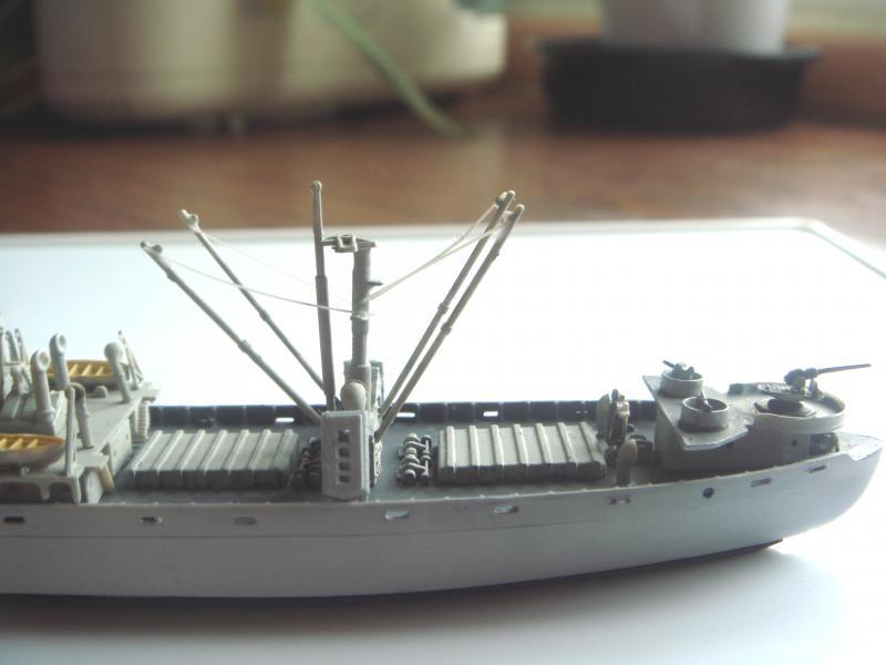 Le SS jeremiah o'brien liberty ship au 1/700 Trumpeter 847447liberty04