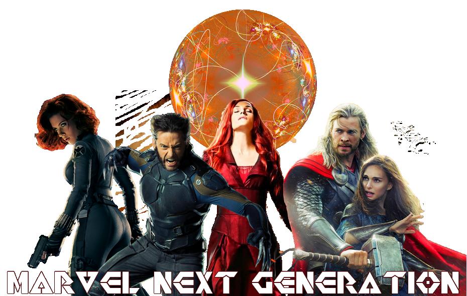 Marvel : The Next Generation