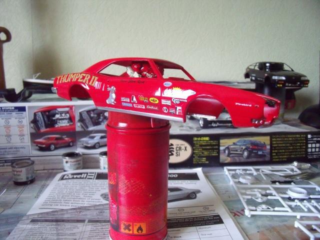 Pontiac Firebird '68 Drag' Version. 847878DSCF39091