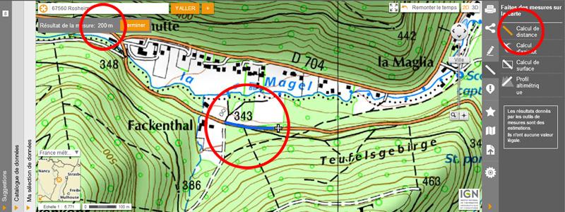 1976: le 20/07 à 21H30 22H -sphère lumineuse - Lieu dit Fackenthal (67)  - Page 3 8482231dFackenthalIGNdistance200m