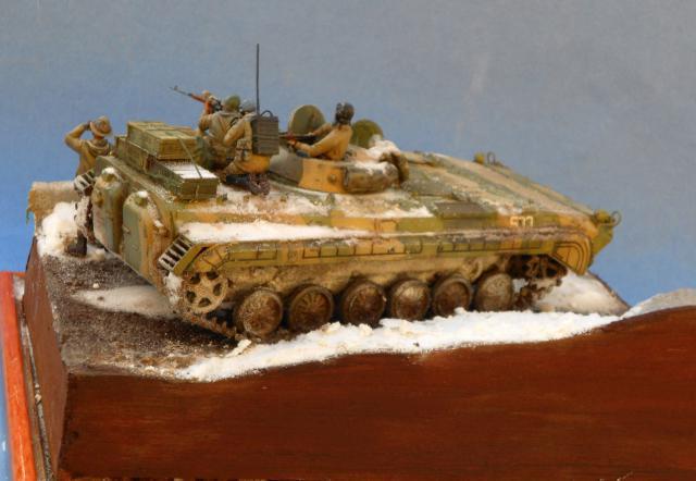 BMP-1 ESCI 1/35e 849575BMP1113