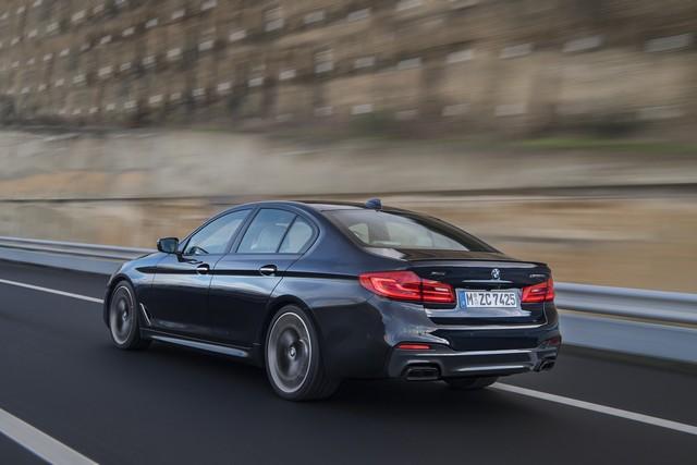 La nouvelle BMW M550i xDrive 849851P90244792highResthenewbmwm550ixd