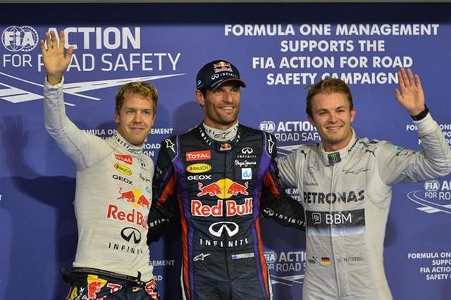 F1 GP d'Abou Dhabi 2013 : (essais libres-1-2-3-Qualifications) 8503462013GPAbudhabisamediVettelWebberRosberg