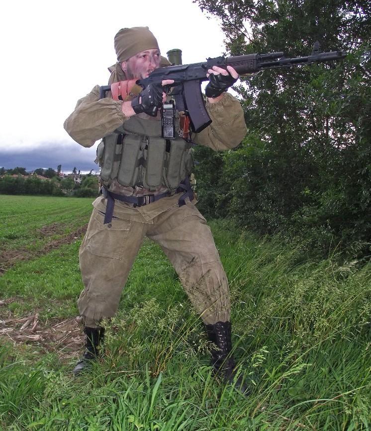 SPETSNAZ GRU Chechnya 1999 85056820140524184650