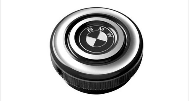 BMW Motorrad : accessoires « Machined » pour les BMW R NineT. 850944couvercledetubulure