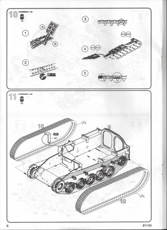 AMX 13 VCI 1/35ème Réf 81140 851412VCI008