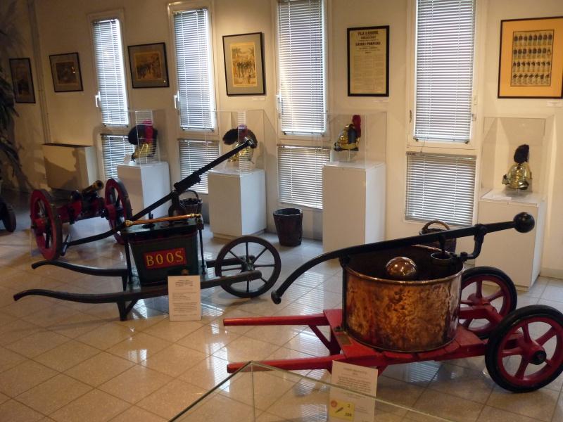 Musée des pompiers de MONTVILLE (76) 851582AGLICORNEROUEN2011023