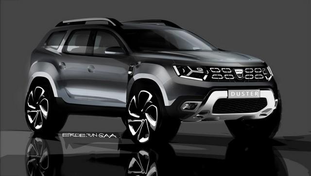 Nouveau Dacia Duster : plus Duster que jamais ! 852777211941522017GenseDesignNouveauDaciaDUSTER