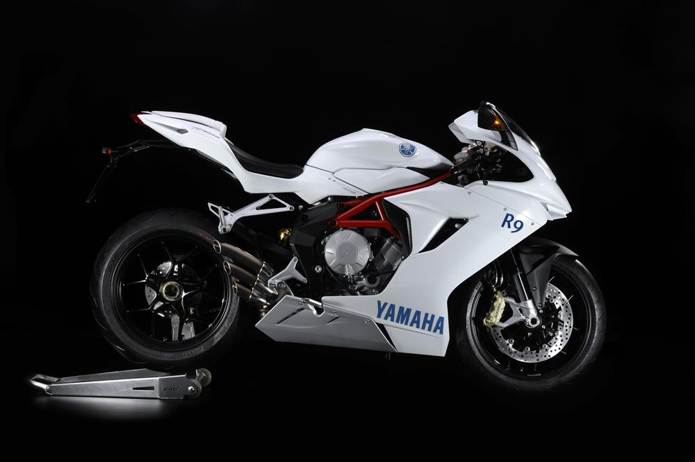 Yamaha R9 853398MVAgustaF3675New