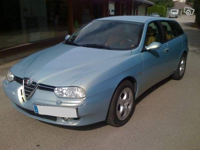 [Simca.rallye2] 156 Sportwagon 2l Twin Spark 8551776039276928