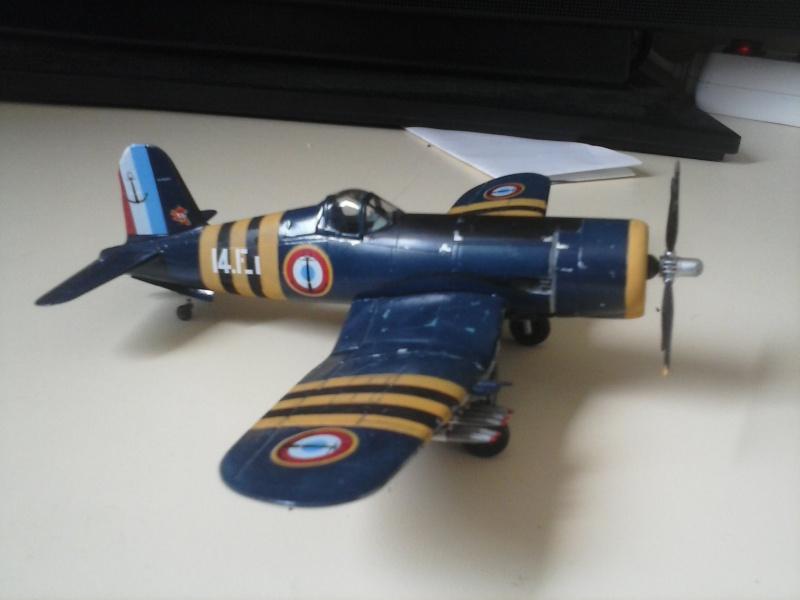 Vought F4U-5-Corsair [Revell 1/72] - Voilaaaa c'est finiiiiii (bis) !  855702CAM00141