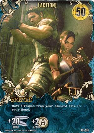 Les cartes du jeu Resident Evil 855950carte90