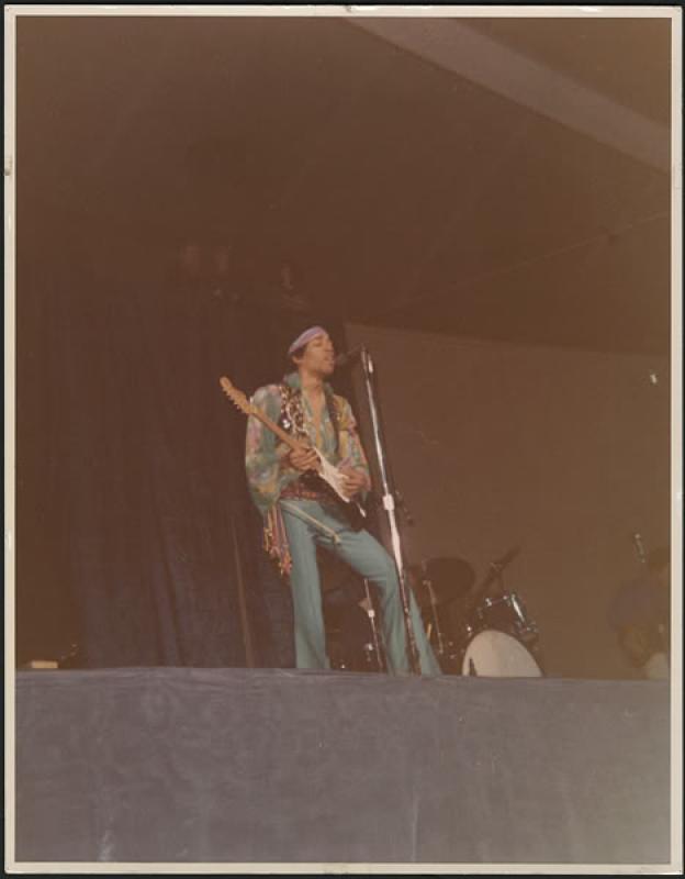 Dallas (Memorial Auditorium) : 5 juin 1970  85605619700605Dallas01