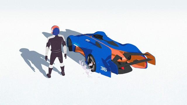 Le film « Alpine Vision Gran Turismo – Inspirations » 856109AlpineVisionGranTurismo4