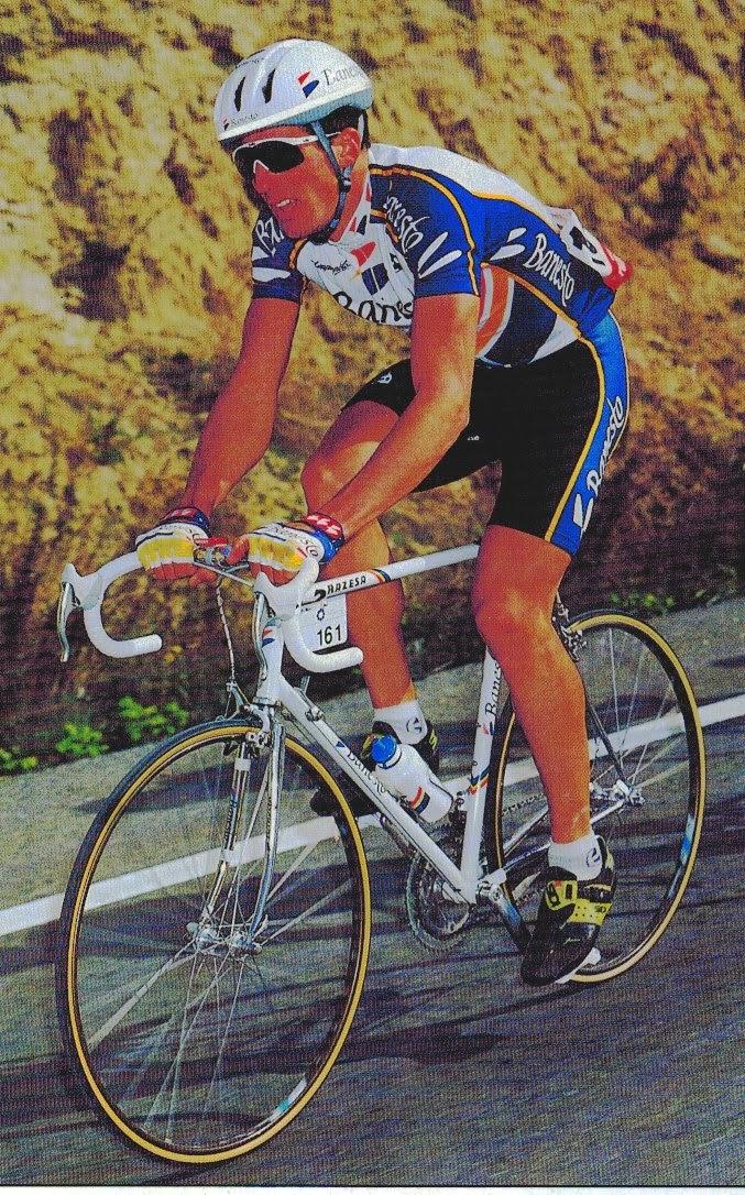 Vélo RAZESA - BANESTO 1991 856154bicisportguiaenero1991roues