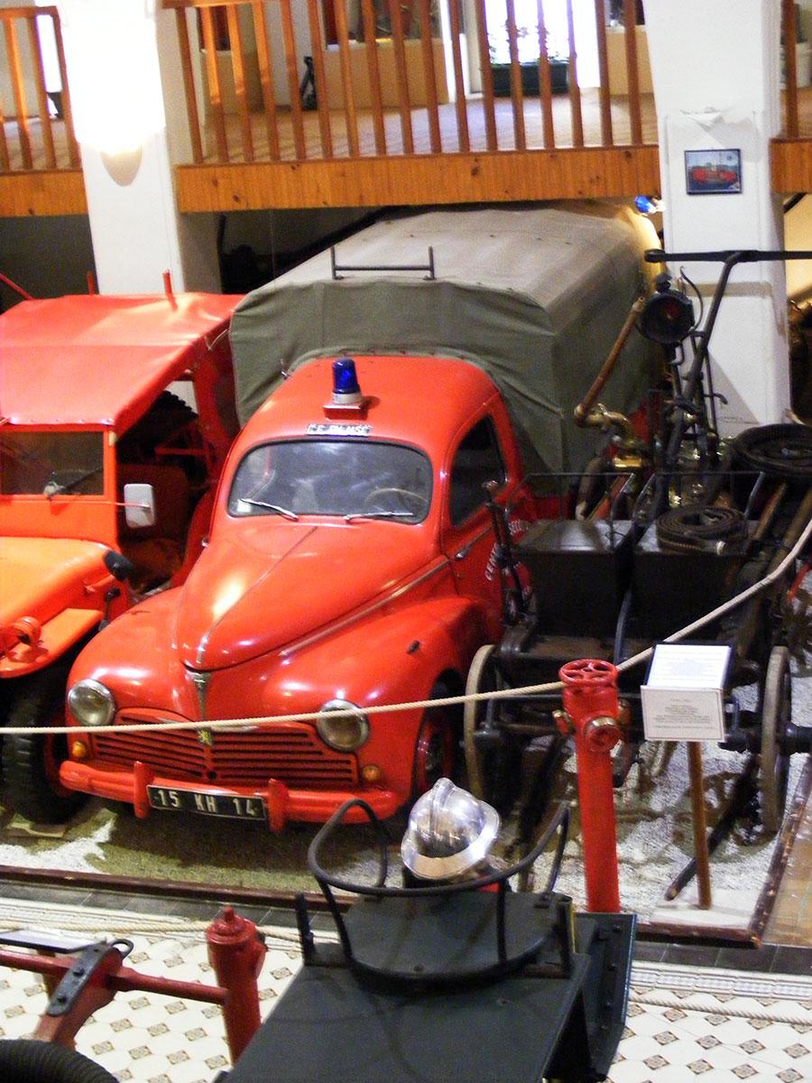Musée des Pompiers de Bagnoles de l'Orne (Calvados) [fermé] 856758DSCF1720z9