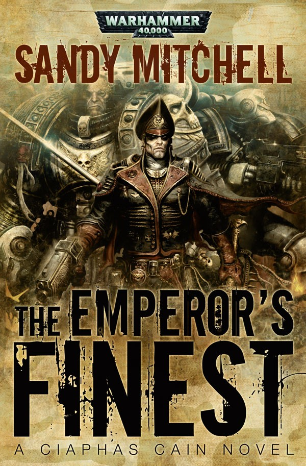 The Emperor's Finest de Sandy Mitchell 857806EmperorsFinest