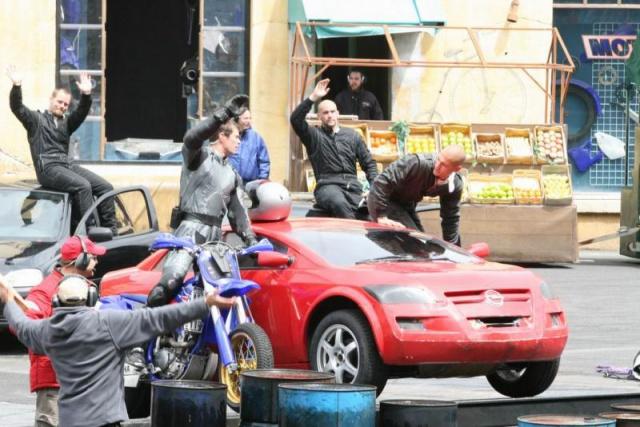 Les costumes des Cast members 858105Cascadeur