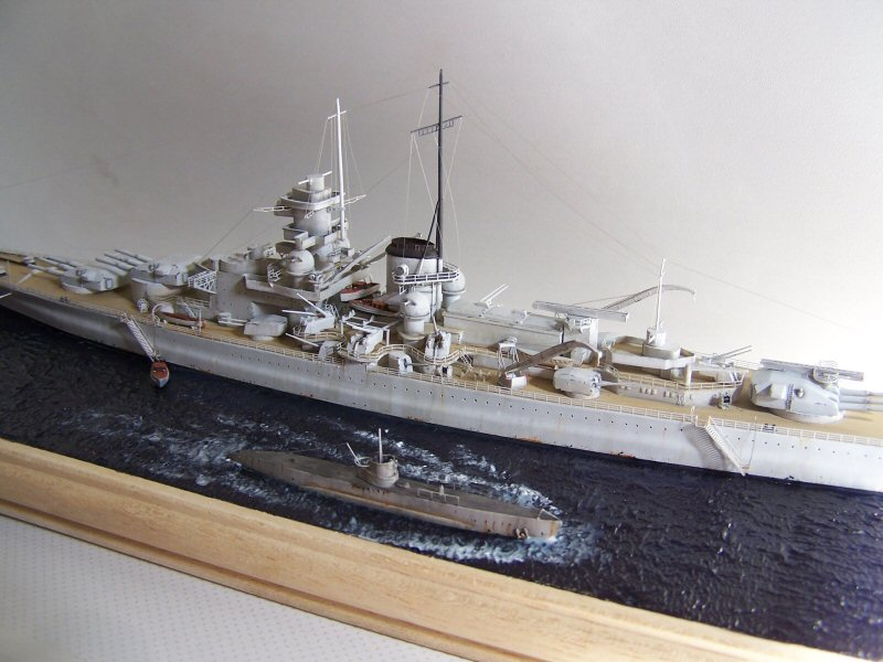 Dkm Scharnhorst 1938/39 airfix 1/600 - Page 4 858178Dkm_Scharnhorst_095