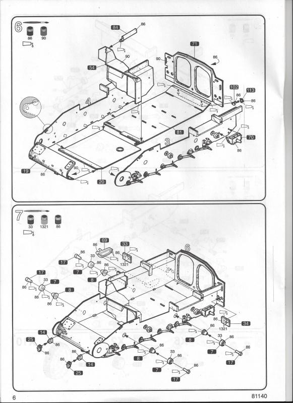 AMX 13 VCI 1/35ème Réf 81140 858684VCI006