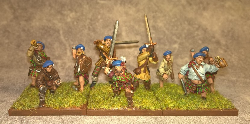 English civil war - highlanders 859178Highlanders10