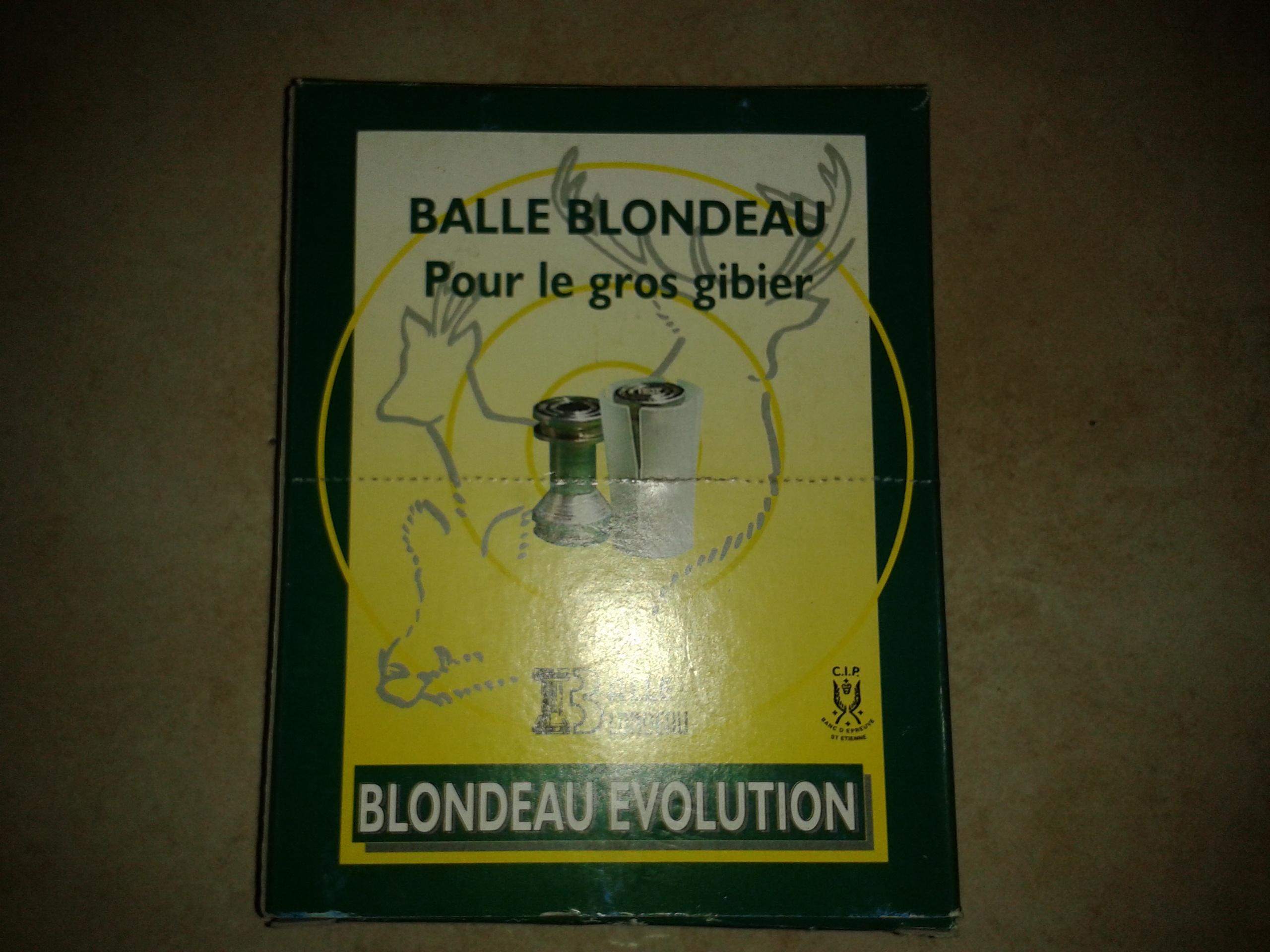 balles blondeau  85927120130111211314