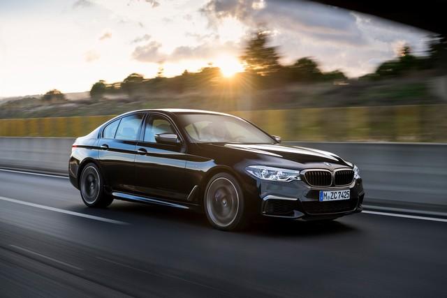 La nouvelle BMW M550i xDrive 859493P90244864highResthenewbmwm550ixd