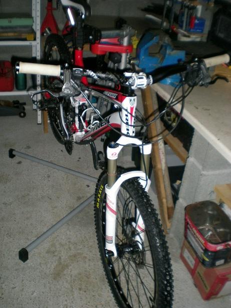 TREK TOP FUEL 8 de 2011 859555DSCN8920