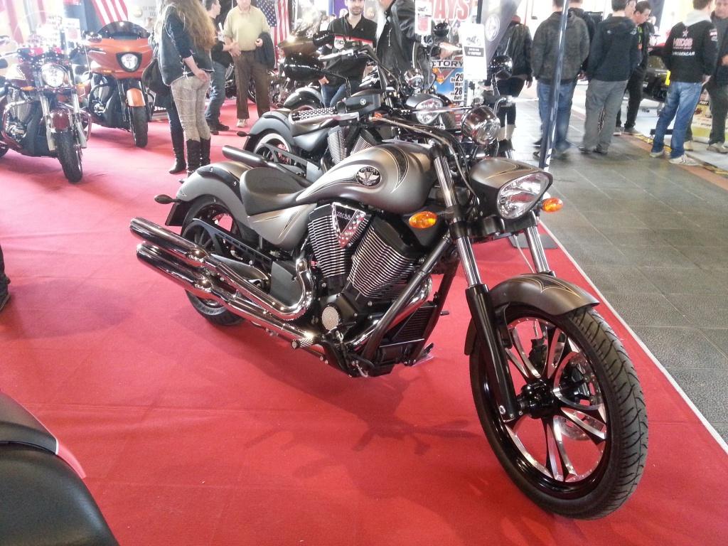 Dimanche 17 Mars 2013 : Salon de la Moto à Narbonne 85965620130317SalondeNarbonne10