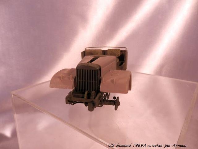 US Diamond T969A wrecker (Mirror Models 1/35) - Page 2 860320P1160029