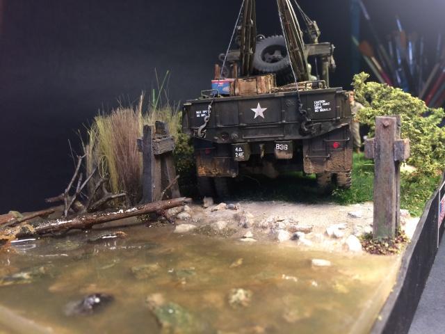 Réhabilitation du dio Diamond T969 Wrecker (Mirror Model 1/35) 860521IMG5087