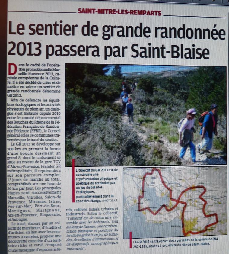 FC Saint-Mitre  LES REMPARTS :: PHB  - Page 2 862275P1290685