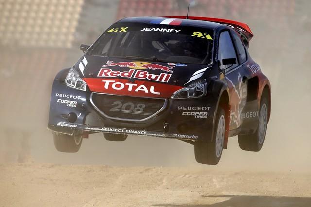 Le Team Peugeot Hansen creuse l'écart à Barcelone 8622762015RXBarcelona119