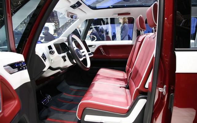 Salon de Genève 2011 : Volkswagen Bulli  862571VolkswagenBulli24
