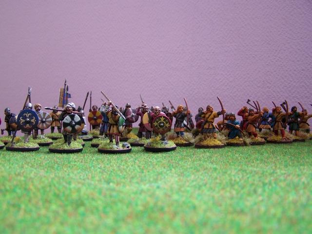 Danois, Saxons et Normands 8626071007621
