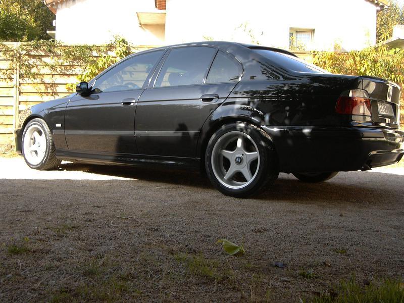 [BMW 530 d E39] Renaissance d'un Cosmos Schwarz Metallic 862715P1010112