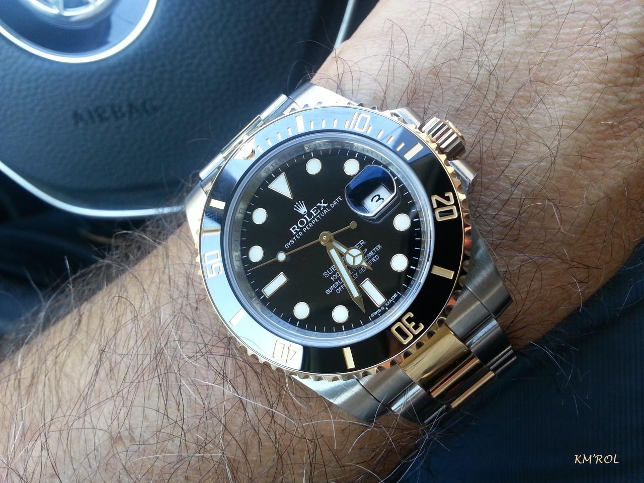[Photo de la montre du vendredi, sur le portail] La montre du vendredi 3 Octobre ! 863103SUBOA