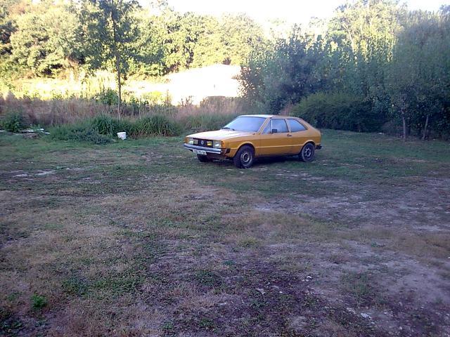 ''Scirocco 1977 Diesel a BIDOCHE '' 863473Photo012