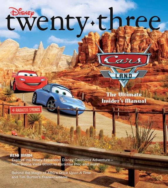 Disney Twenty Three (D23) : le magazine - Page 14 863674D23
