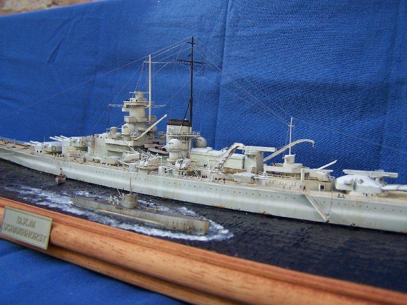 Dkm Scharnhorst par orionv au 1/600 - scratch + airfix  863957Dkm_Scharnhorst_105