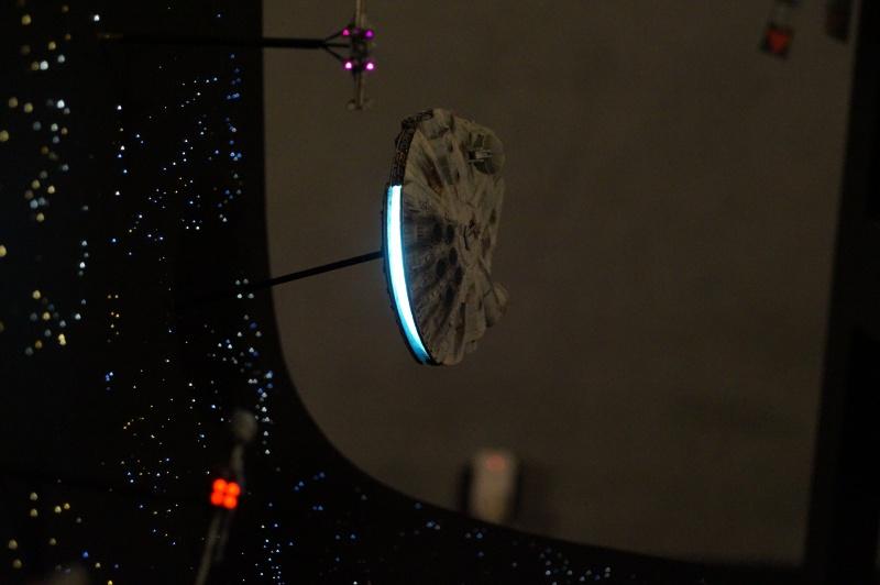 STAR WARS : Diorama Flotte rebelle - Page 4 864374DSC00815