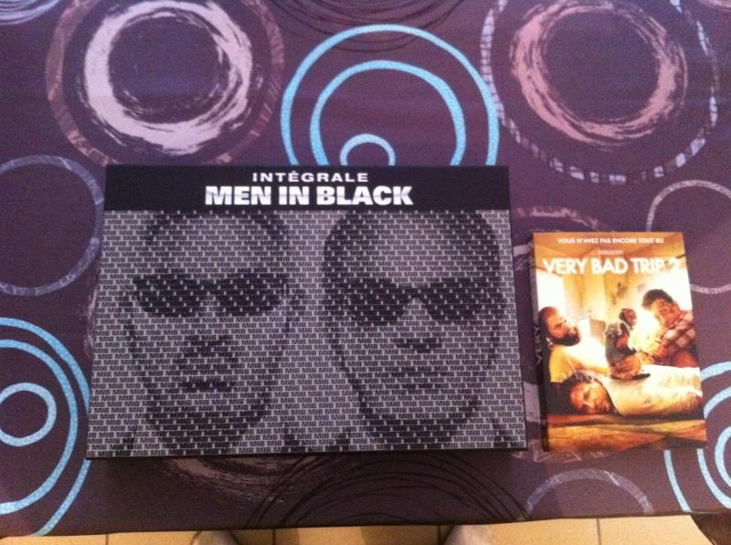 Men in Black III Fnac Coffret de Pré-réservation 864717IMG0694