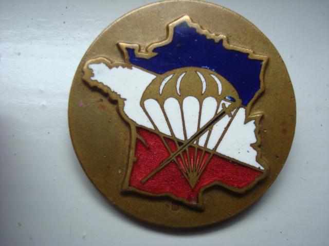 Chocs parachutés , libération Pont de Claix , Grenoble Août 1944 864788001