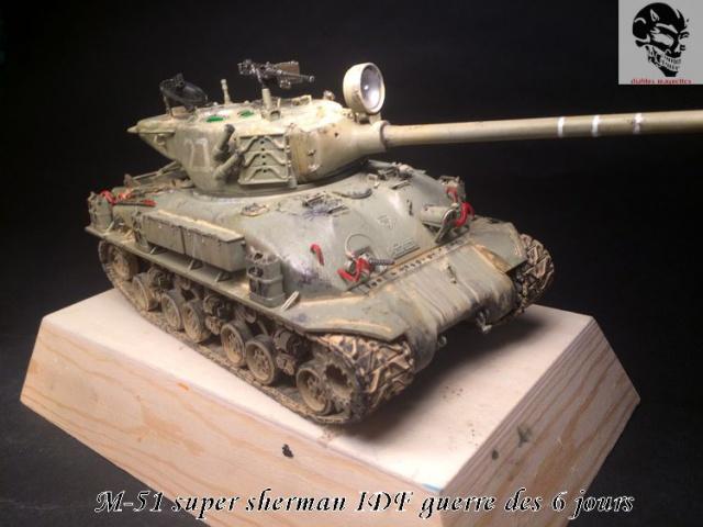 M-51 Super Sherman IDF - Academy 1/35 864959IMG4910