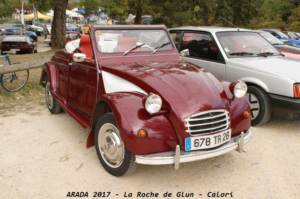 [26] 17/09/2017  4ème rassemblement ARADA à La Roche de Glun - Page 3 865053DSC02361