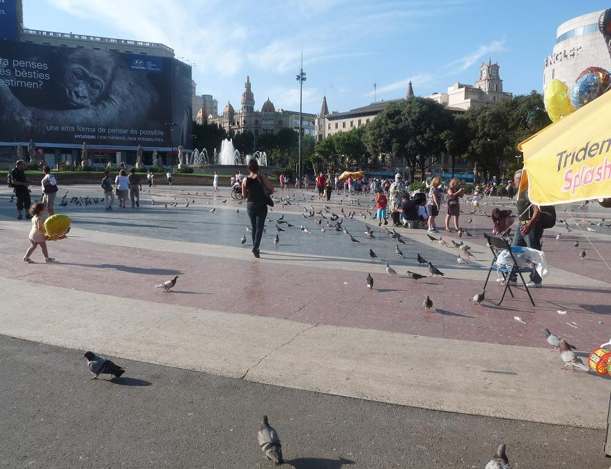 BARCELONA ..BELLISSIMA VAMOS REVENIDAD JUILLET 2011  865151P1190941